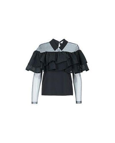 Блузка из полиэстера - черная Brigitte Bardot
