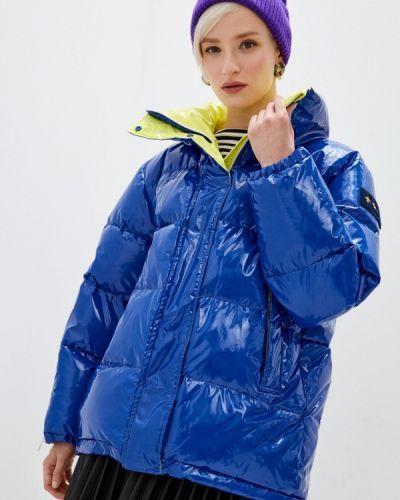 Синяя куртка Tatras