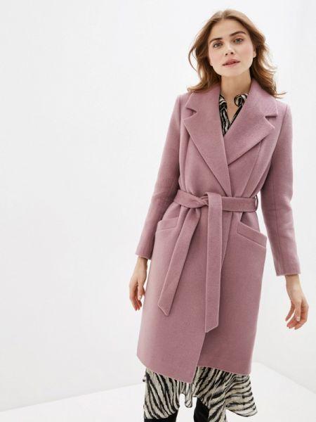 Розовое пальто с капюшоном Vivaldi
