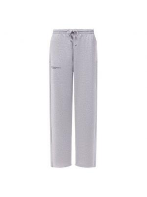 Трикотажные брюки - серые Pangaia