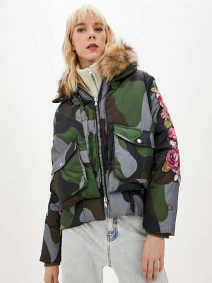 Зимняя куртка Canadian