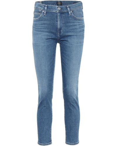 Джинсовые зауженные джинсы - синий Citizens Of Humanity