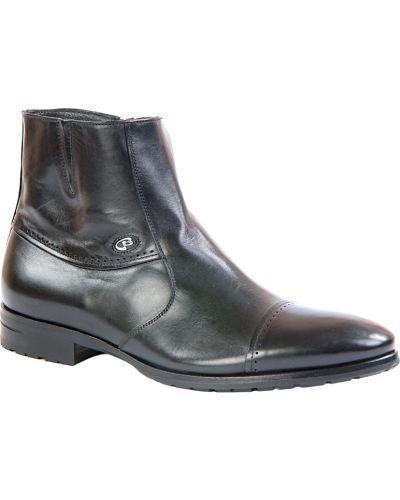 Ботинки осенние кожаные Dino Bigioni