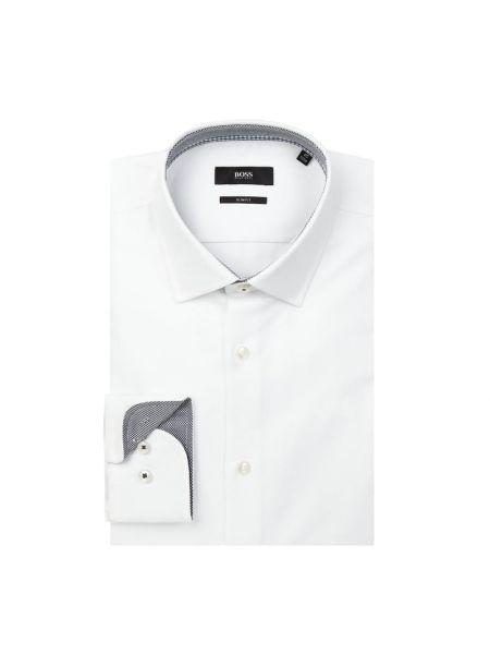 Koszula z długim rękawem długa z mankietami Boss