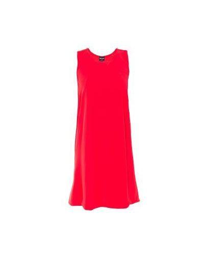 Вечернее платье летнее из вискозы Giorgio Armani