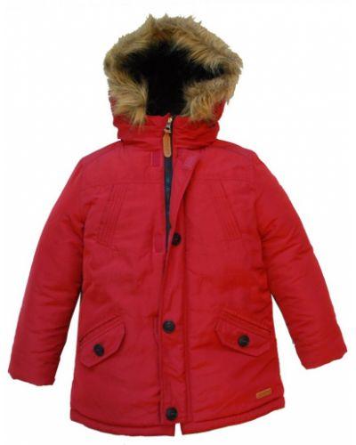 Куртка теплая красная Nativo