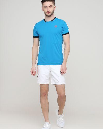 Спортивные шорты - белые Sergio Tacchini