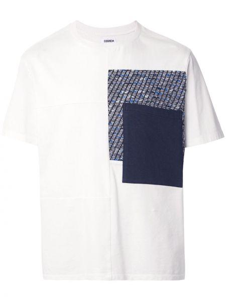Koszula krótkie z krótkim rękawem prosto biznes Coohem