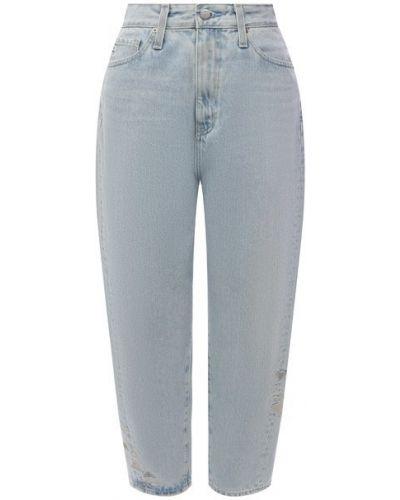 Голубые джинсы осенние Ag