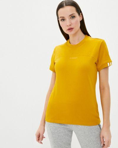 Футболка - желтая Adidas Originals
