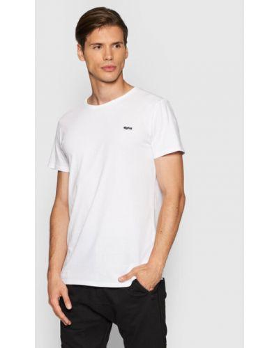 Biała t-shirt Tigha