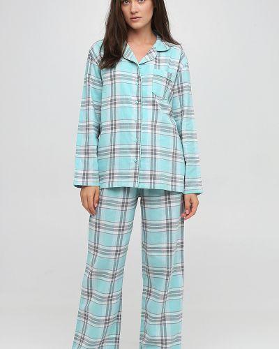 Фланелевая пижама - серебряная Naviale