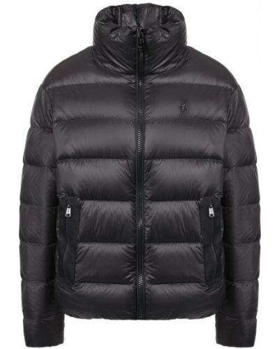 Серая куртка Polo Ralph Lauren