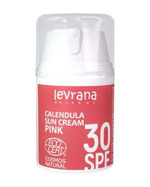 Крем солнцезащитный кожаный солнцезащитный Levrana