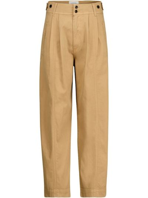 Хлопковые джинсы - бежевые Citizens Of Humanity