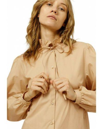 Beżowa bluzka Ivy & Oak