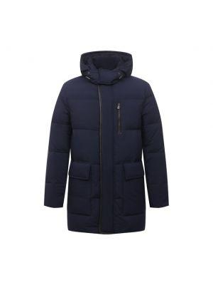 Синяя легкая куртка Canali