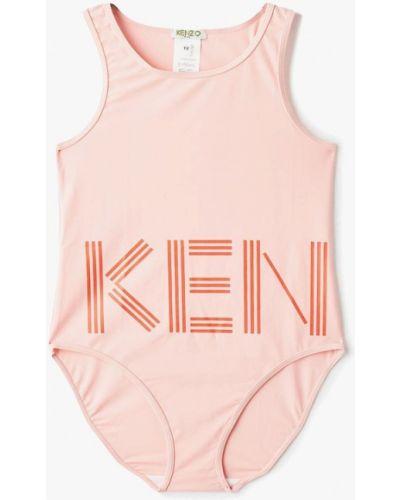 Купальник розовый Kenzo