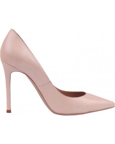 Кожаные туфли на каблуке Tuna