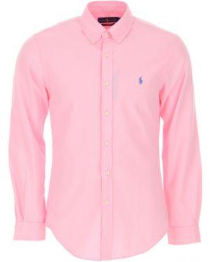 Koszula z długim rękawem lato długa Ralph Lauren
