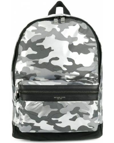 Рюкзак серый Michael Kors