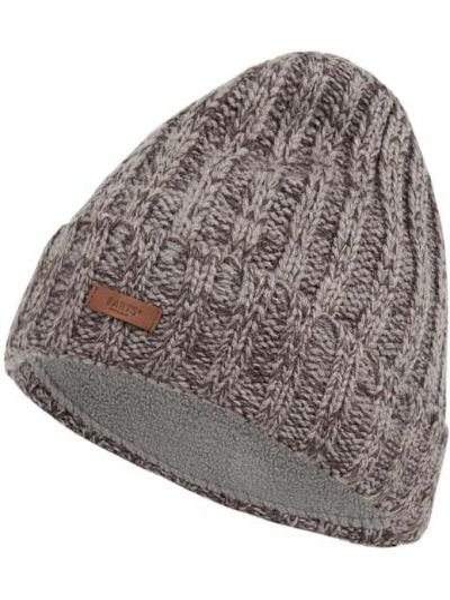 Prążkowana czapka beanie Barts