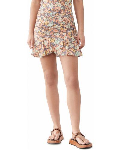 Ватная хлопковая юбка с подкладкой Veronica Beard