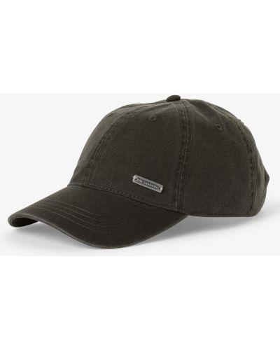 Zielony czapka z daszkiem Nils Sundström