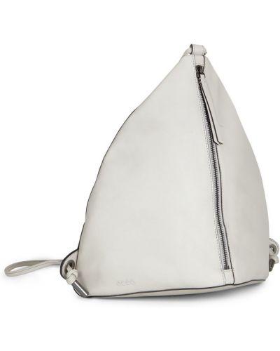 Кожаный рюкзак на молнии Ecco
