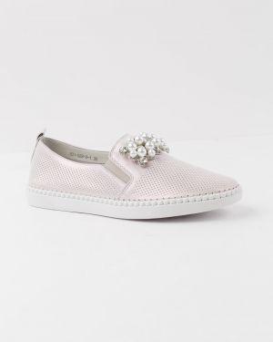 Туфли - розовые Oeego