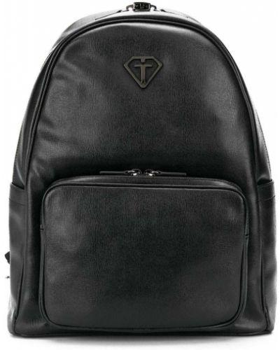 Рюкзак черный с логотипом Gallucci Kids