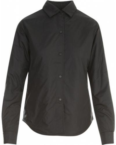 Czarna koszula Aspesi