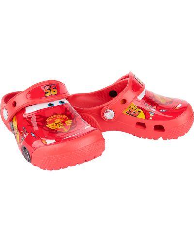 Сабо красный детский Crocs