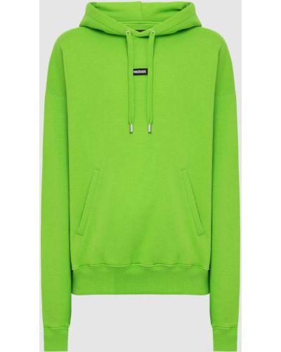 Зеленая свитшот Mackage