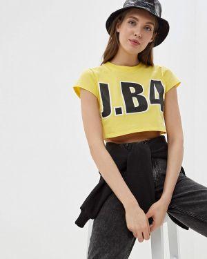 Желтый топ J.b4