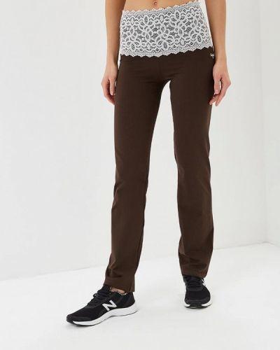 Коричневые спортивные брюки Grishko