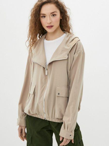 Белая облегченная куртка Adrixx