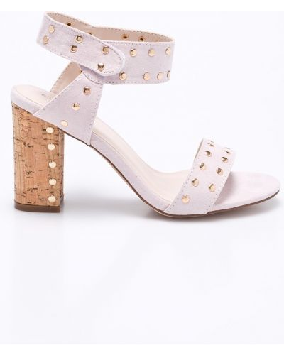 Розовые туфли Silvian Heach