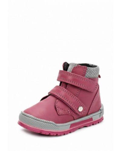 Розовые ботинки Bartek