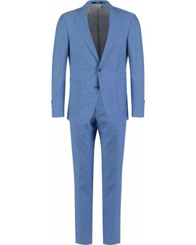 Хлопковый костюм - голубой Joop!