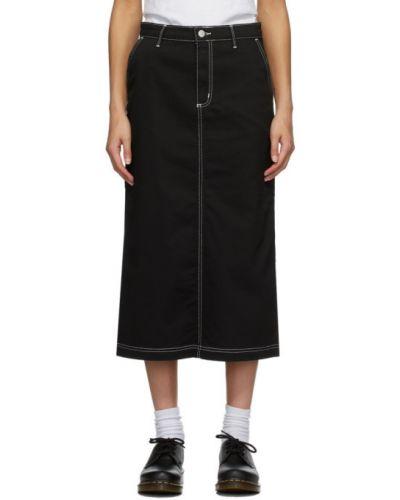 Bawełna bawełna czarny spódnica rozciągać Carhartt Work In Progress