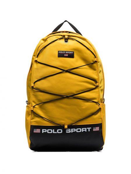 Plecak - żółty Polo Ralph Lauren