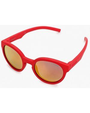 Очки красный солнцезащитные Polaroid