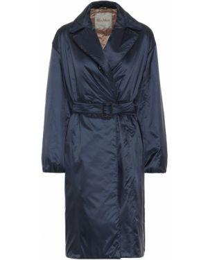 Зимнее пальто зеленое Max Mara
