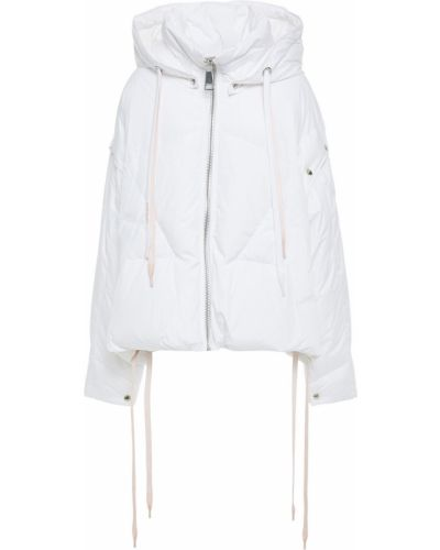 Biała kurtka pikowana Khrisjoy