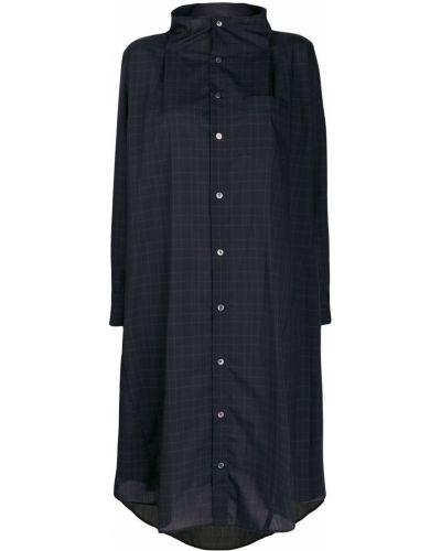 Платье миди с длинными рукавами Zucca