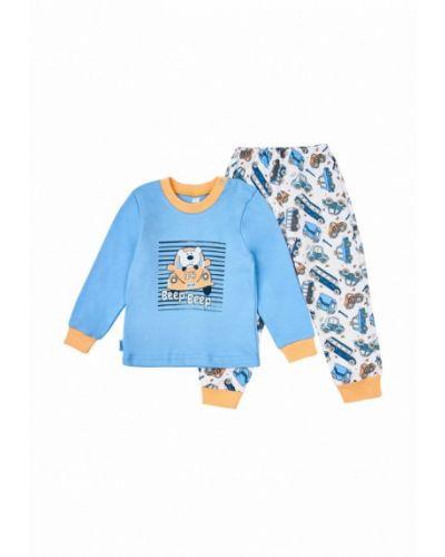 Голубая пижама габби