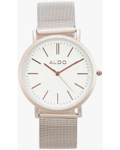 Бежевые часы Aldo