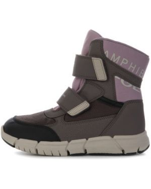 Ботинки спортивные коричневый Geox