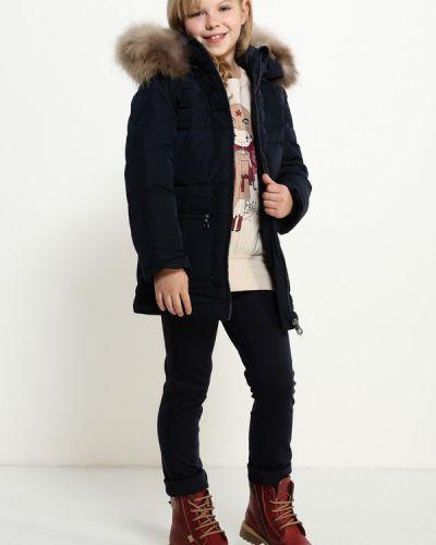 Куртка свободная с перьями Finn Flare
